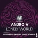 Andro V - Lonely World  (Original Mix)