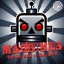 The 8th Note, Jnkyhead - Machines  (Original Mix)