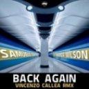 Samuele Sartini, Amanda Wilson - Back Again  (Vincenzo Callea Remix)