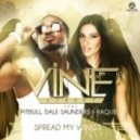 Vine Street feat. Pitbull, Dale Saunders and Raquel - Spread My Wings   (Davis Redfield Extended Mix)