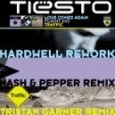 Tiesto - Traffic  (Full Focus Bootleg Remix)
