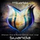 Ange, Offshore Wind, Roman Messer - Suanda  (Aurosonic Intro Progressive Mix)