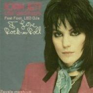 Juan Jett & Fast Foot, LED DJs - I love Rok \'N\'Roll  (Zavala mash-up)