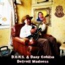 D.O.N.S., Dany Cohiba - Detroit Madness  (Original Mix)