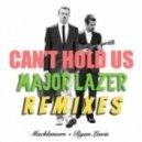 Macklemore & Ryan Lewis vs Major Lazer - Can\'t Hold Us Remix  (ft. Swappi & 1st klase)