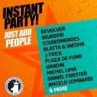 Invader! - Wtf  (Blatta, Inesha Instant Party! Mix)
