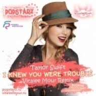 Taylor Swift -  I Knew You Were Trouble  (Vitalee Mour Remix)