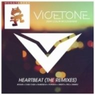 Vicetone feat. Collin McLoughlin - Heartbeat  (Popeska Remix)