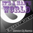 Dimitri Dj - It\'s A Man\'s World  ( Remix)