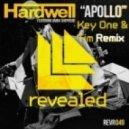 Hardwell feat. Amba Shepherd - Apollo  (Key One & Tim Remix)