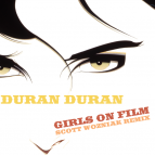 Duran Duran  -  GIRLS ON FILM  (Scott Wozniak Remix)