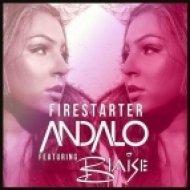 Andalo feat. Blaise - Firestarter  (Molitor Remix Version)