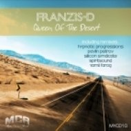 Franzis-D - Queen of the Desert  (Pavlin Petrov Private Remix)