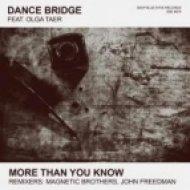 Dance Bridge feat.Olga Taer - More Than You Know  (Original Mix)
