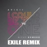 Avicii vs. Nicky Romero - I Could Be The One  (Exile Remix)