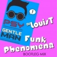Psy - Gentleman  (LouisT Funk Phenomena Bootleg Mix)