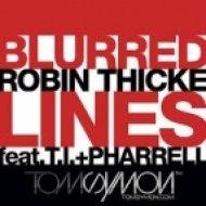 Robin Thicke Feat. T.I., Pharrell - Blurred Lines  (ESQUIRE Oldskool Sub Remix)