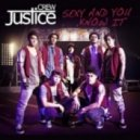 Justice Crew Ft. Bonnie Anderson - Gonna Make You Sweat  (Radio Energy)