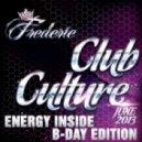Frederie - Club Culture  (June 2013)