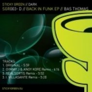 Bas Thomas - Back In Funk  (Original Mix)