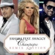 Sahara Feat. Shaggy - Champagne  (Steve Wish Mix)