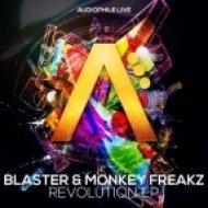 Blaster & Monkey Freakz - Mad Revenge  (Original Mix)