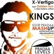 X-Vertigo, Golden Sun, DJ Igor PradAA, Bass Kartel, Jotheo - Kings  (DJ Igor PradAA Mashup)
