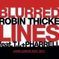 Robin Thicke ft. Pharrell - Blurred Lines  (John Junior Edit 2013)