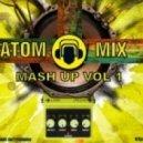 John Jacobsen, Ismael Logan & Dj Kone Marc Palacios & Groove Addiction - La Gostosa  (ATOM MIX MASH UP 2013)
