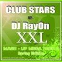 Robin Thicke vs. Live Sax Party & Dj Legran - Blurred Lines  (CLUB STARS vs. RayOn Mash-up) ((CLUB STARS vs RayOn Mash-up))