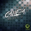 Calle-A - Never Give Up  (Original Mix)