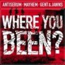 Mayhem x Antiserum vs Gent x Jawns - Where You Been?  (Original mix)