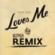 Aer - Says She Loves Me  (Wh?man Remix)