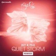 Aly & Fila - City Of Angels  (ReOrder & Ian Standerwick pres. SkyPatrol Remix)