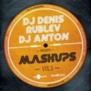Amelia Lily vs Demid Rezin - You Bring Me Joy  (DJ Denis RUBLEV & DJ ANTON Mash-Up)