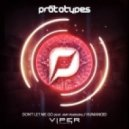 The Prototypes feat. Amy Pearson - Don\'t Let Me Go (Jade Blue Hard Mix)