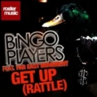 Bingo Players ft. Far East Movement, Luminox - Get Up (Rattle) (Dj Beks Mash Up)