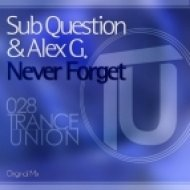 Sub Question & Alex G.  - Never Forget (Plutian Remix)