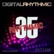 Digital Rhythmic - Rhythmic 35 (Live Studio Mix)