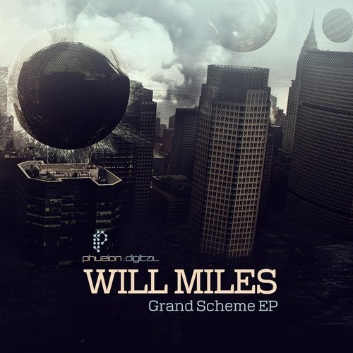 Will Miles - Moon Rising (Original mix)