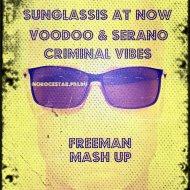 Voodoo & Serano & Criminal Vibes - Sungassis At Night (FREEMAN Mash Up 2k15) (mash up)