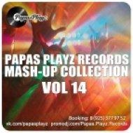 Pitbull feat. DJ Naytove - Back Up (Паша Free & Dj DiGo Mash-Up)