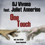 Dj Vivona, Juliet Annerino - One Touch (Jon Cutler Remix)