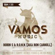 Robin S & R.O.N.N. (aka Ron Carroll) - So Alive (Code3000 Remix)