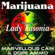 Marvellous Cain & Dope Ammo feat. Lady Tasonia - Marijuana (Original mix)