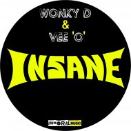 Wonky D & Vee \'O\' - Insane (Original mix)