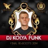 Kolya Funk & Mexx vs. Pink - Get The Party Started (DJ Kolya Funk Re-Boot)
