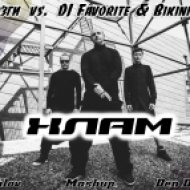 Мозги vs. DJ Favorite & Bikini DJs - Хлам (DJ Nilov & Den Dance Mashup) (DJ Nilov & Den Dance Mashup)