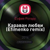 София Ротару - Караван любви (Efimenko remix)