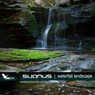 Sygnus - Waterfall Landscape (Clear Teen Remix)